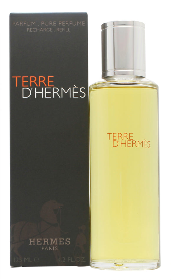 Hermes Terre d'Hermes Pure Perfume 125ml Refill - Without Pump - C&L Beauty