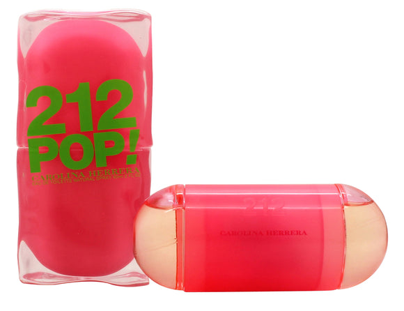 Carolina Herrera 212 Pop Eau de Toilette 60ml Spray - 2011 Edition