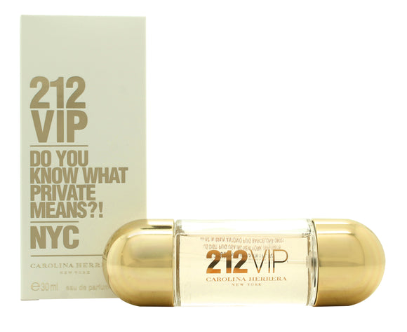 Carolina Herrera 212 VIP Eau de Parfum 30ml Spray