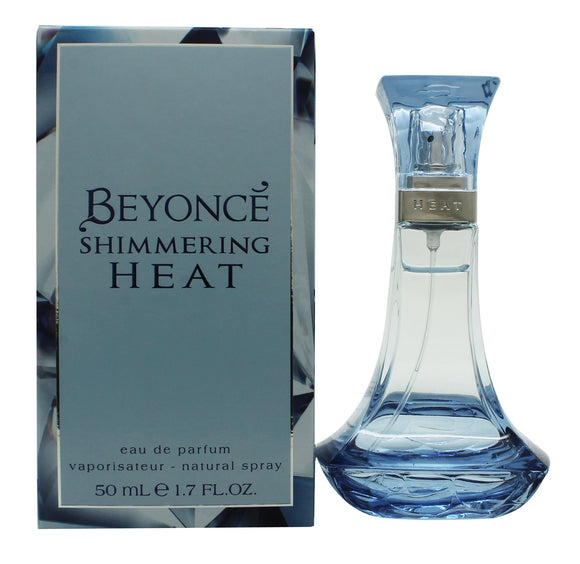 Beyonce Shimmering Heat Eau de Parfum 50ml Spray
