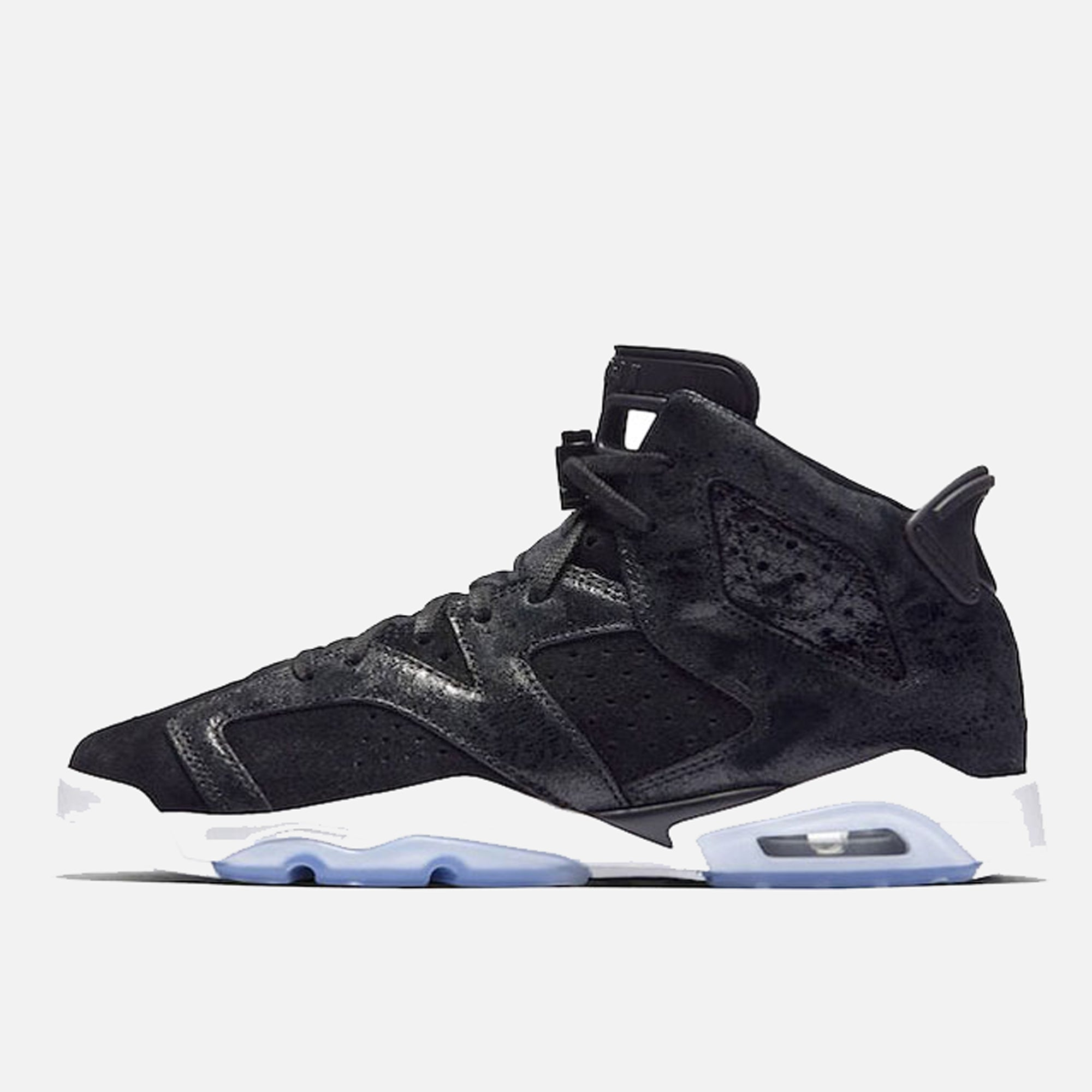 3473f47630b61a ... best price air jordan 6 vi retro gg hc heiress black white pzozo db627  d88da