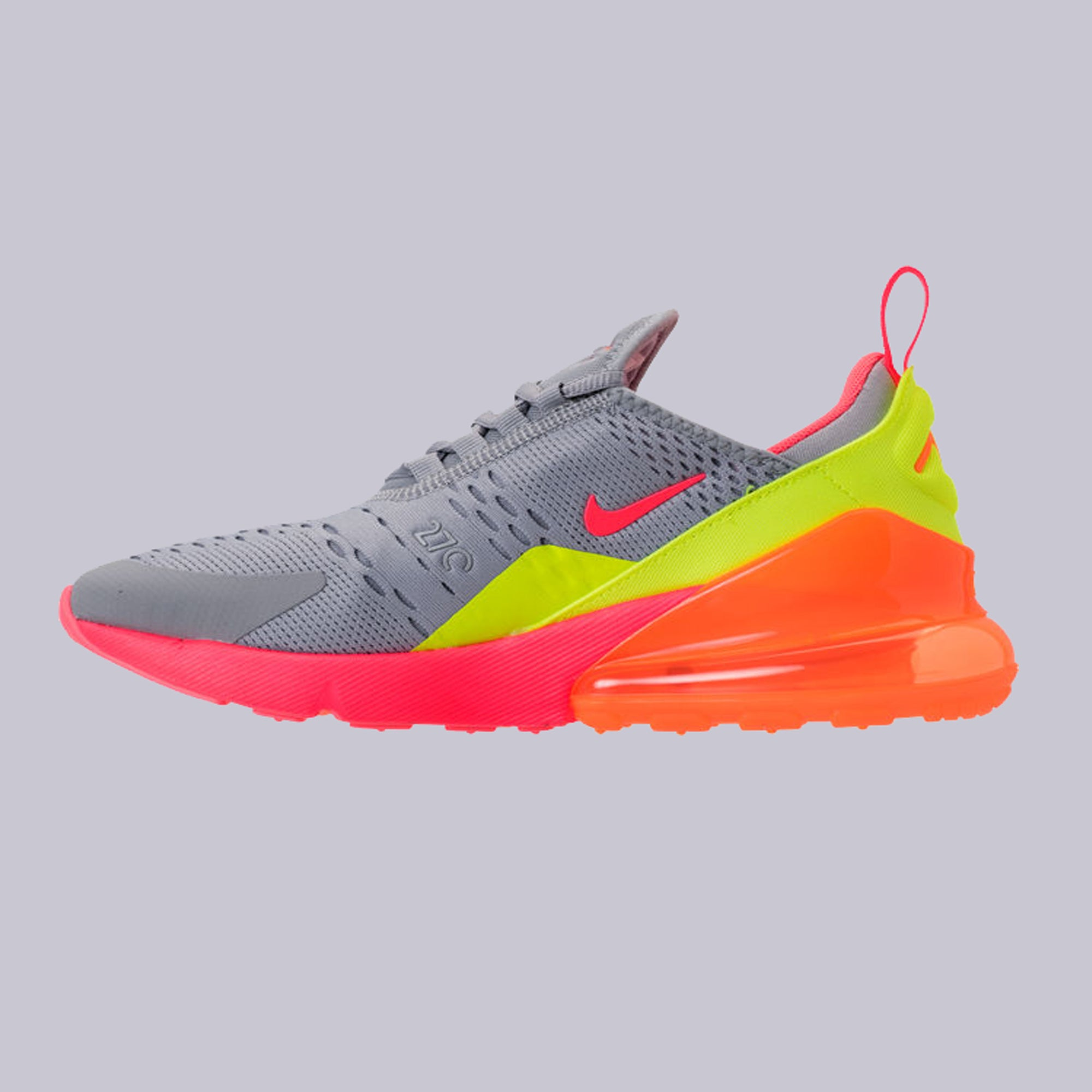Kids' Grade School Nike AIR Max 270 Casual Shoes - PZOZO ...
