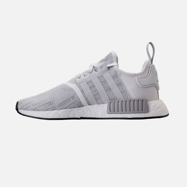 7d5cddfce3f4 MEN S Adidas NMD Runner Casual Shoes Footwear White Grey – PZOZO