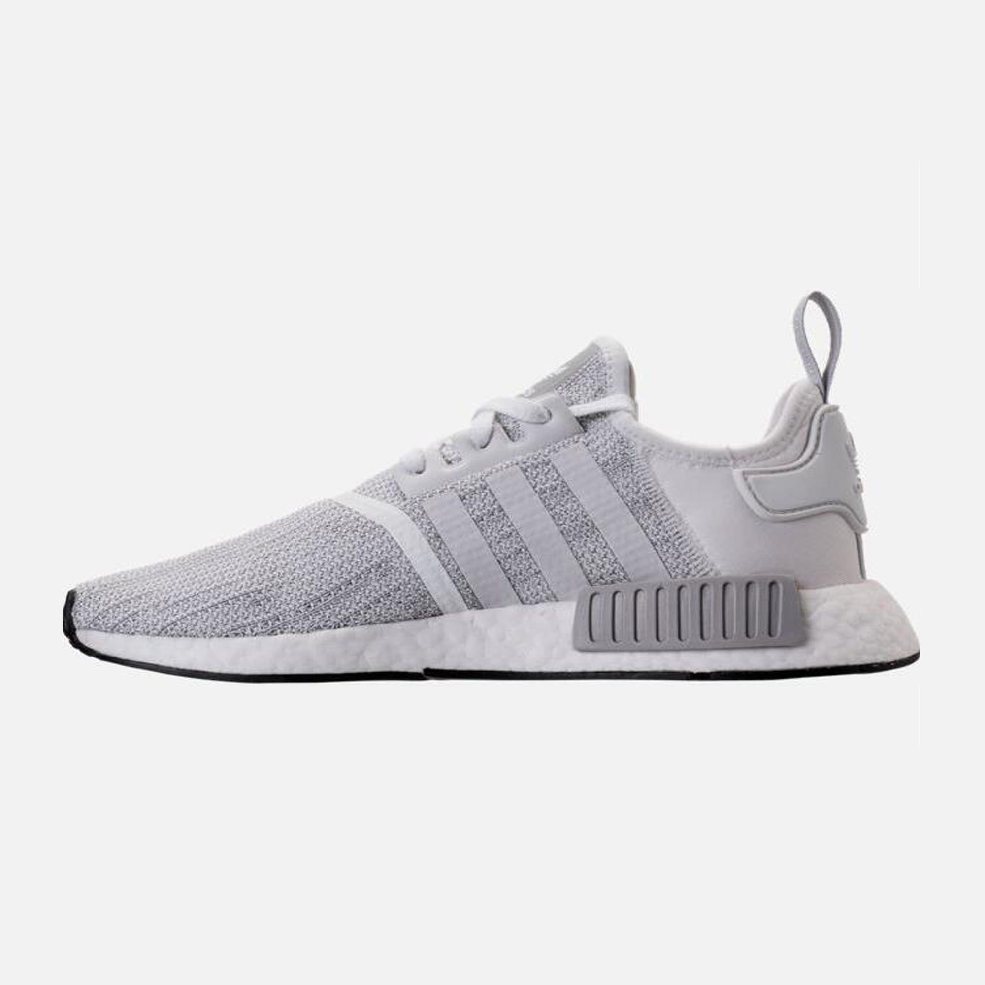 5354c051688de MEN S Adidas NMD Runner Casual Shoes White Trace Grey – PZOZO