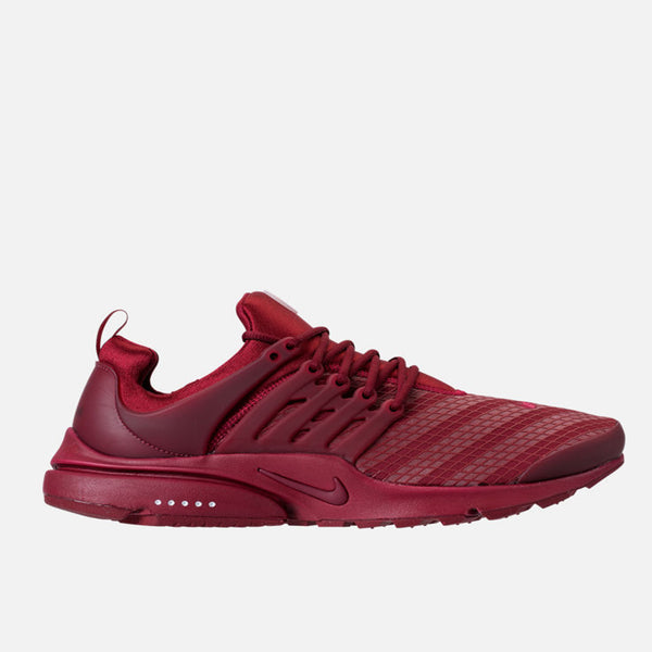 the latest a21ee 2ce8d Men S Nike AIR Presto Low Utility Casual Shoes Team Red – PZOZO