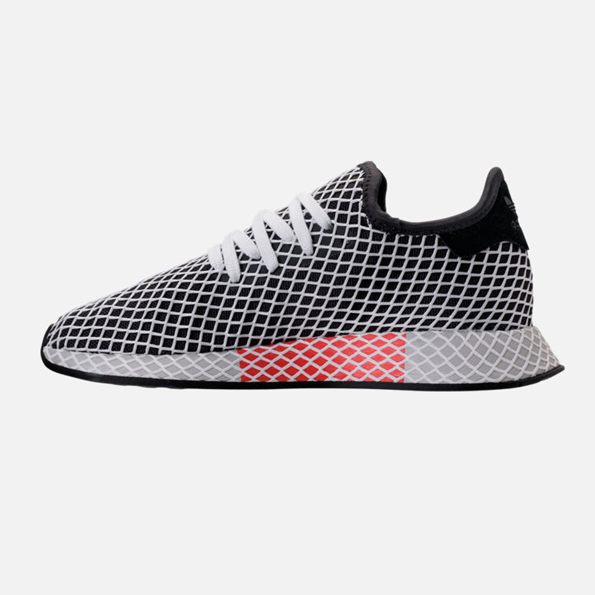 Men s adidas original DEERUPT RUNNER casual shoes Core Black – PZOZO becdcbfa0