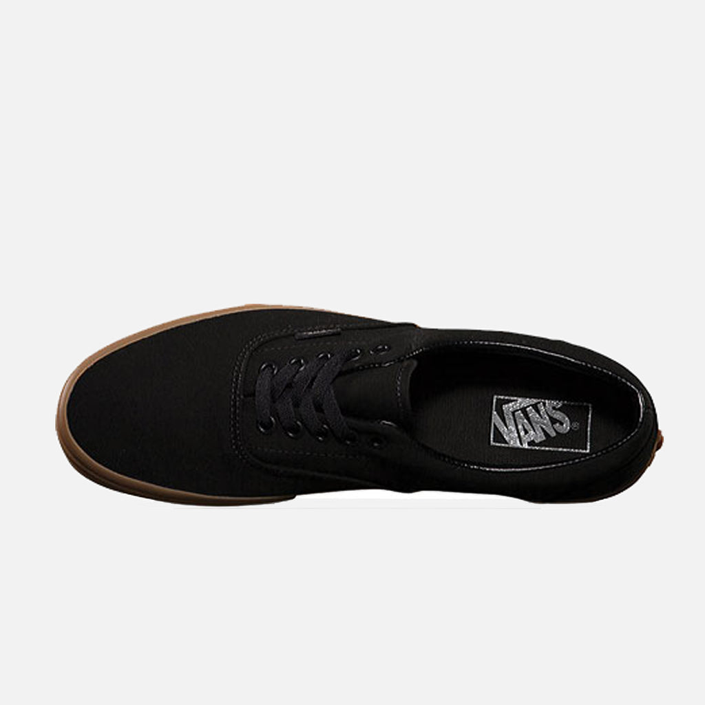 vans era shoes - black/classic gum