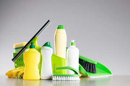 CLEANING & DETERRENTS
