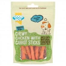 GOOD BOY Chicken Carrot Sticks 90g - My Pooch and Co.