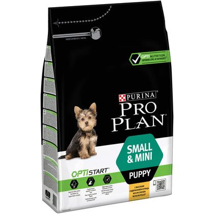 PRO PLAN Small & Mini Puppy with Chicken 3kg - My Pooch and Co.