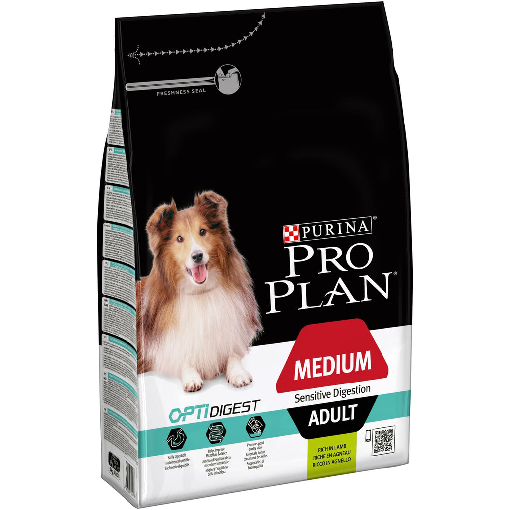 PRO PLAN Medium Adult Sensitive Digest with Lamb - My Pooch and Co.