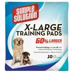 SIMPLE SOLUTION Puppy Training Pads XL (10pcs) - My Pooch and Co.