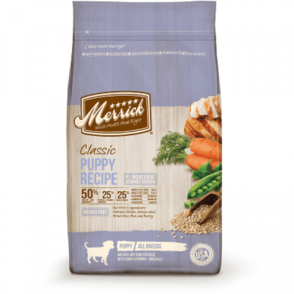 MERRICK Classic Puppy Recipe - My Pooch and Co.
