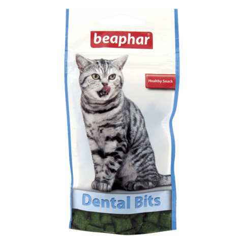 BEAPHAR Dental Bits 35g - My Cat and Co.