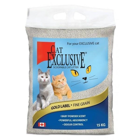 INTERSAND Cat Exclusive Gold Label 15kg - My Cat and Co.