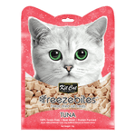 KITCAT Freezebites Dried Tuna 15g - My Cat and Co.