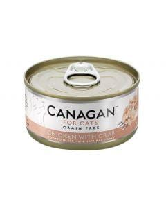 CANAGAN Chicken and Crab 75g - My Cat and Co.