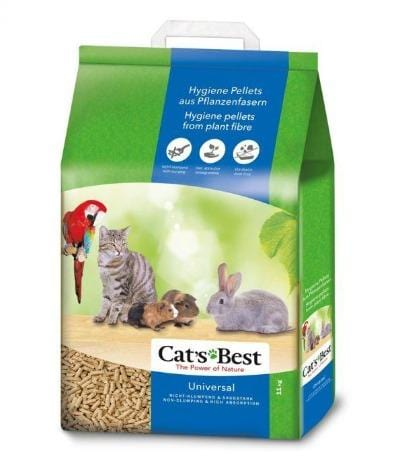CAT'S BEST Universal 11kg - My Cat and Co.