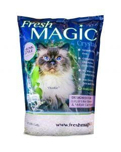 Crystal Cat Litter 8lb - My Cat and Co.