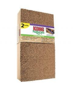 KONG Incline Scratcher Refill 2-Pk - My Cat and Co.