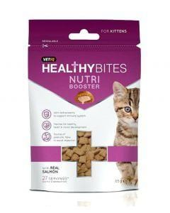 M&C Healthy Bites Nutri Booster for Kittens 65g - My Cat and Co.
