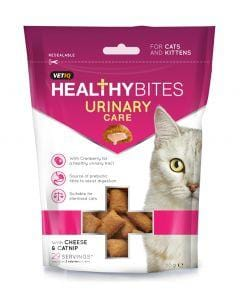 M&C Healthy Bites Urinary Care for Cats & Kittens 65g - My Cat and Co.