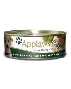 APPLAWS Dog Chicken with Beef 156g - My Pooch and Co.