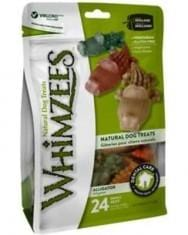 WHIMZEES Alligator Small Mix (24pcs) - My Pooch and Co.