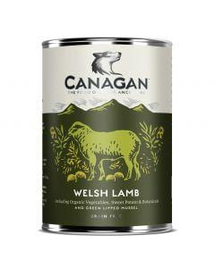 CANAGAN Welsh Lamb Wet Food 400g - My Pooch and Co.