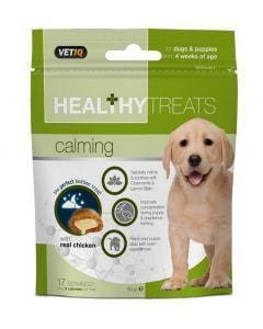 M&C Healthy Treats Calming for Puppies 50g - My Pooch and Co.