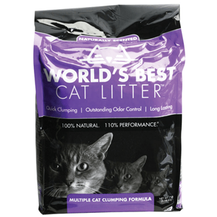 World's Best Cat Litter Lavender - My Cat and Co.