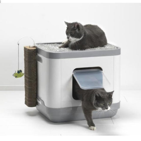 MODERNA Multi-Functional Cat Litter Box - My Cat and Co.