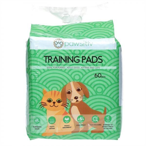 PAWSITIV Training Pads - My Cat and Co.