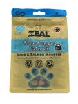 ZEAL Dried Lamb & Salmon Morsels (Cat)100g - My Cat and Co.