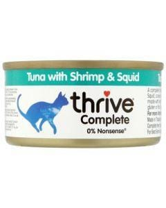 Thrive Complete Cat Tuna w/ Shrimp & Squid Wet - My Cat and Co.