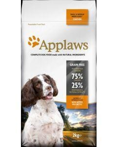 APPLAWS Dog Adult Chicken Small & Medium - My Cat and Co.