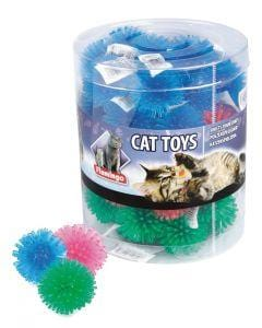 Cat Toy Hedgehog Ball - My Cat and Co.