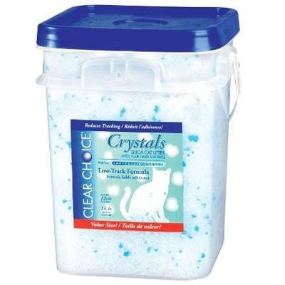 Unscented Crystal Cat Litter - My Cat and Co.