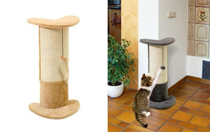 Scratch Pole Basic Line Santo - My Cat and Co.