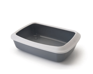 Savic Litter Iriz Tray and Rim 50cm - My Cat and Co.