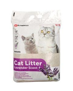 Cat Litter Lavender 15kg - My Cat and Co.