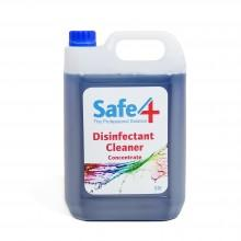 SAFE4 Concentrated Disinfectant 5lt - My Cat and Co.