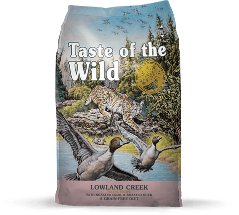 Taste Of The Wild Lowland Creek Feline Recipe - My Cat and Co.