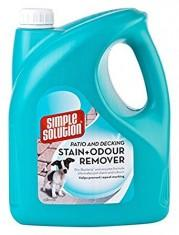 SIMPLE SOLUTIONS Patio & Decking Stain and Odour Remover 4lt - My Pooch and Co.