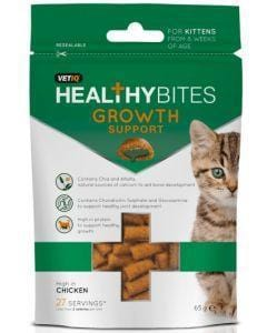 M&C Healthy Bites Growth Support for Kittens - My Cat and Co.