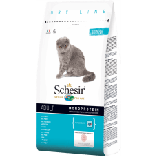 SCHESIR Adult Fish 1.5kg - My Cat and Co.