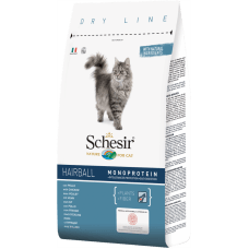 SCHESIR Adult Hairball with Chicken 1.5kg - My Cat and Co.