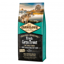 CARNILOVE Fresh Carp & Trout for Adult Dogs - My Pooch and Co.