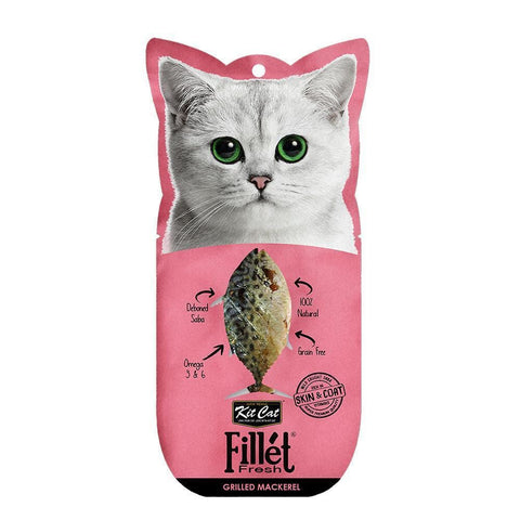 Kit Cat Fillet Various Flavours - My Cat and Co.