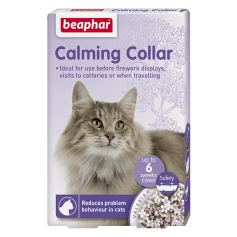 BEAPHAR Calming Collar - My Cat and Co.